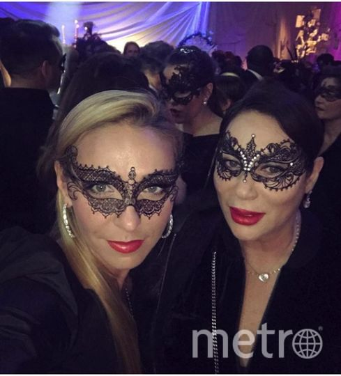 Татьяна Навка и Алла Вербер. Фото https://www.instagram.com/tatiana_navka/