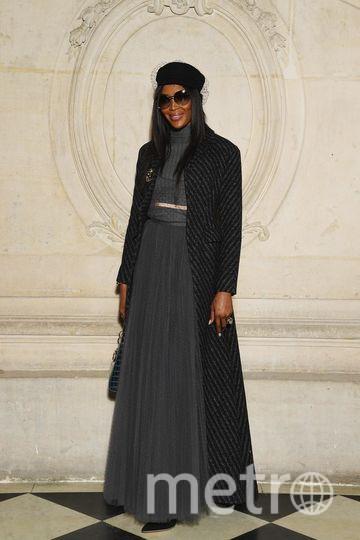 Бал Dior. Наоми Кэмпбелл. Фото Getty