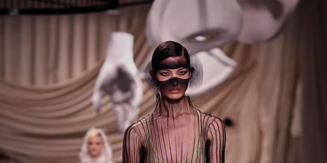 Бал Dior.