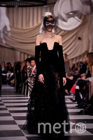 Бал Dior. Фото Getty