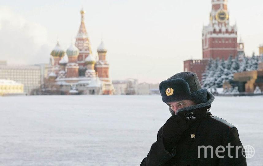 Москва, Россия. Фото Getty
