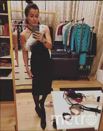 Тина Канделаки. Фото https://www.instagram.com/tina_kandelaki/