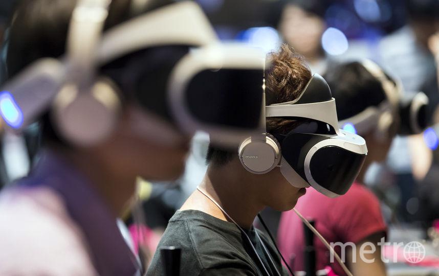 Очки виртуальной реальности. Фото Getty