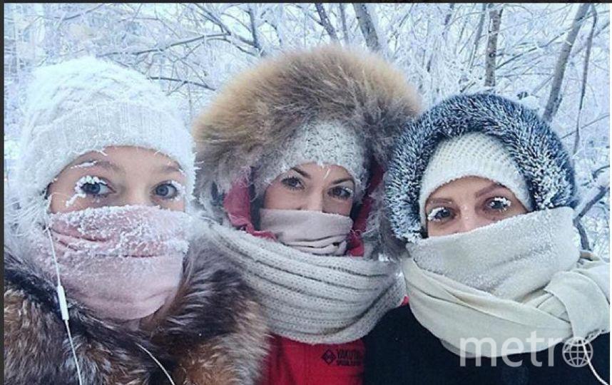 Анастасия Груздева выложила еще одно фото - с подругами. Фото https://www.instagram.com/anastasiagav/