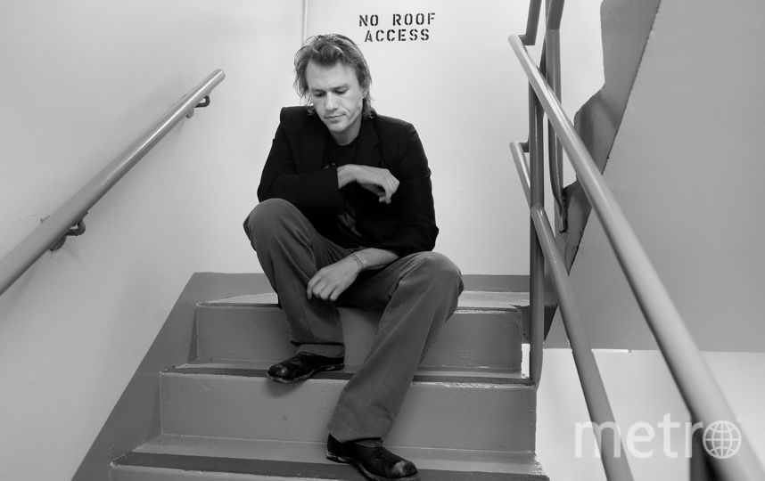 Хит Леджер. Фото Getty