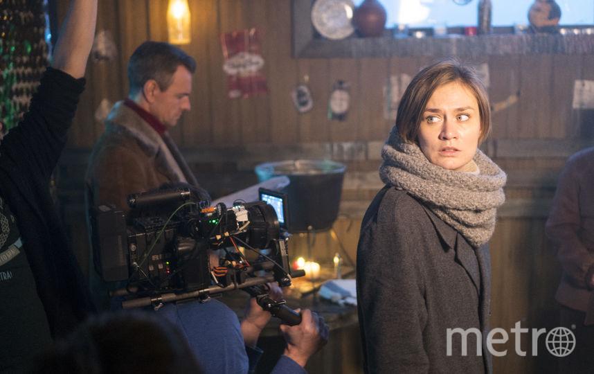 Мария Машкова. Фото Пресс-служба видеосервиса START.ru.