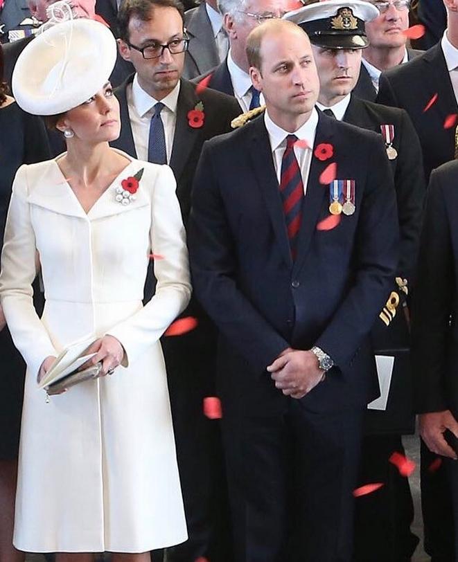 Кейт Миддлтон и принц Уильям, фотоархив. Фото Скриншот @instagram.com/kensingtonroyal/, Getty