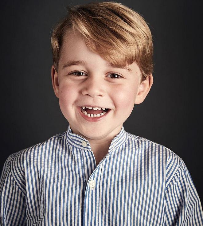 Принц Джордж, фотоархив. Фото Скриншот @instagram.com/kensingtonroyal/, Getty