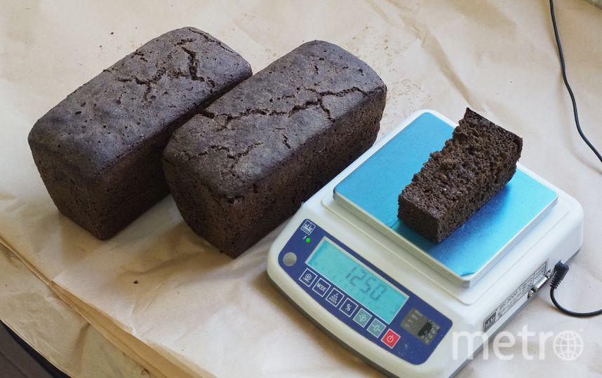 "Хлеб пекут по особому рецепту. Фото Святослав Акимов, ""Metro"""