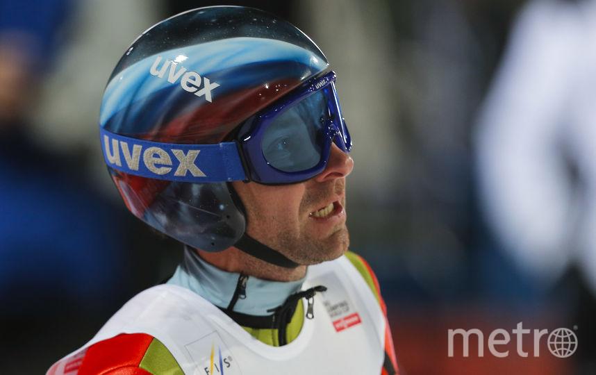 Дмитрий Васильев. Фото Getty