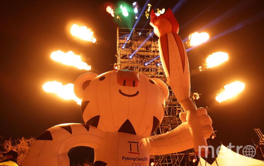 Подготовка к Олимпиаде - 2018, фотоархив. Фото Getty