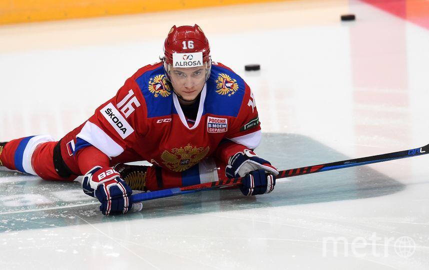 Сергей Плотников. Фото photo.khl.ru