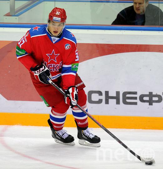 Михаил Науменков. Фото photo.khl.ru