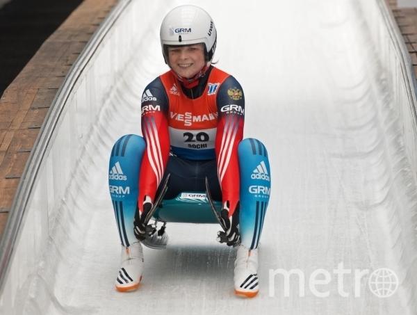 Виктория Демченко. Фото РИА Новости