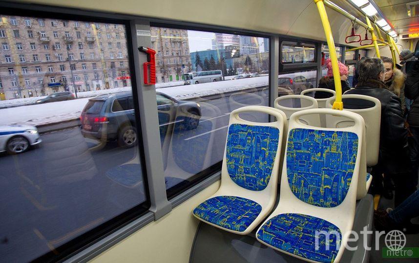 Три человека пострадали в ДТП с автобусом в центре Москвы. Фото Василий Кузьмичёнок