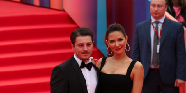 Екатерина Климова с мужем Гелой Месхи.