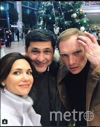 Екатерина Климова. Фото https://www.instagram.com/klimovagram/