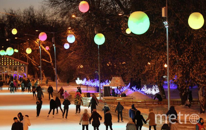 Студенты в Парке Горького в Татьянин день (архивное фото). Фото РИА Новости