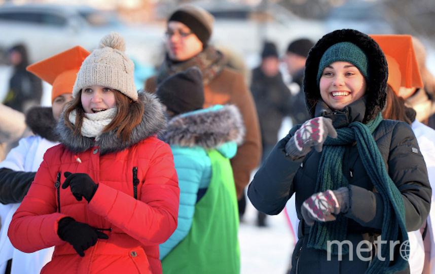 В Татьянин день у всех студентов хорошее настроение (архивное фото). Фото РИА Новости