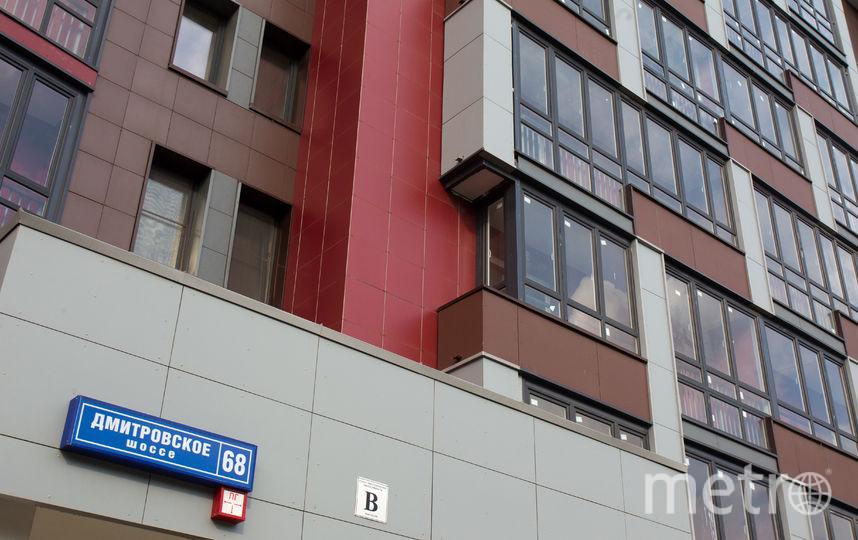"""Новостройка. Фото Василий Кузьмичёнок, """"Metro"""""""