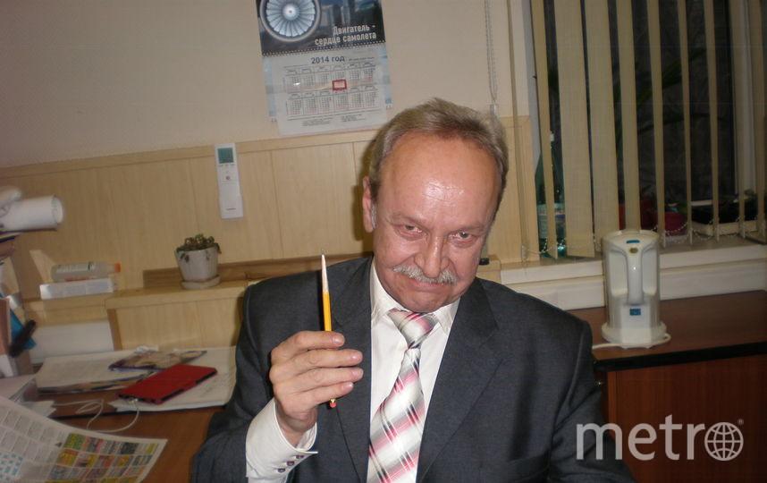 Юрий Максимов. Фото Татьяна Малюта