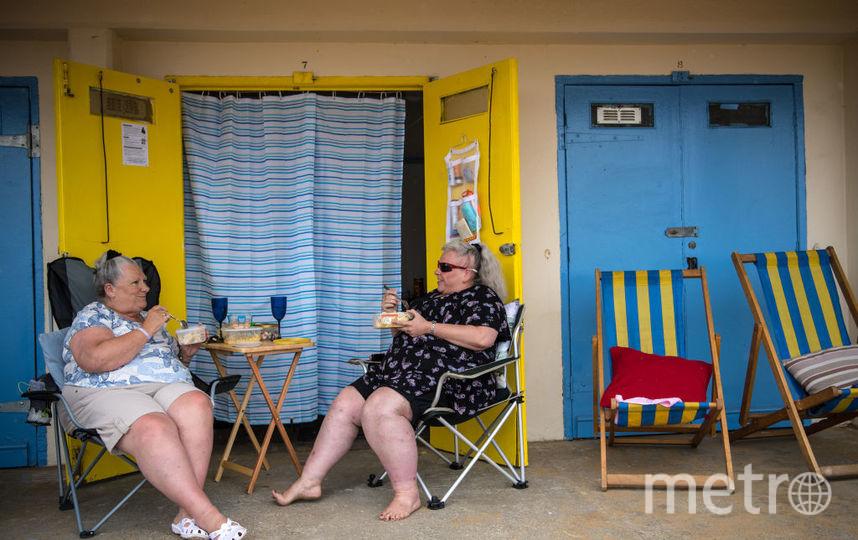 Ожирение сравнили с инфекционным заболеванием. Фото Getty
