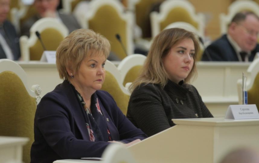 Заседание ЗакС в Петербурге, фотоархив. Фото www.assembly.spb.ru