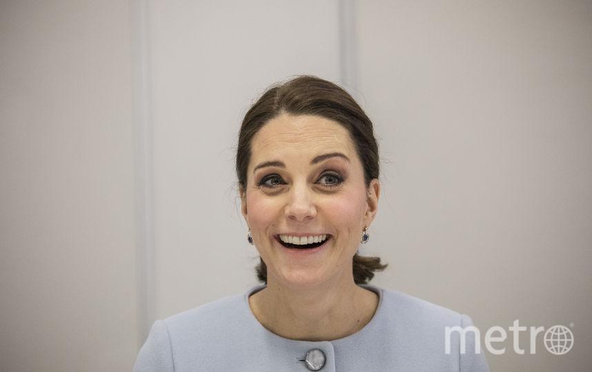 Кейт Миддлтон в Лондоне. Фото Getty