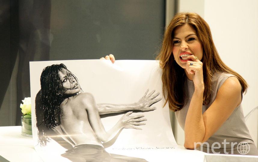 Ева Мендес. Фото Getty