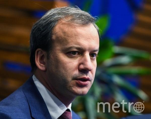 Заместитель председателя правительства РФ Аркадий Дворкович. Фото Александр Вильф, РИА Новости