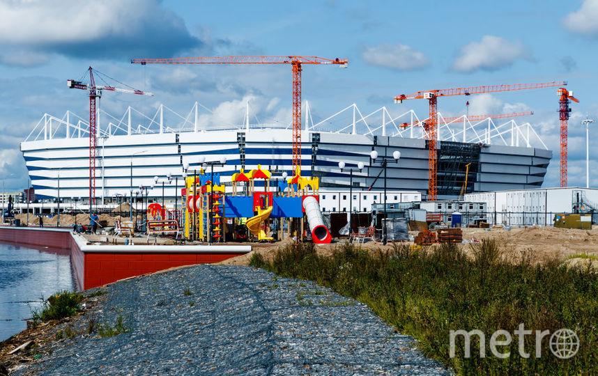 Строительство морского терминала под Калининградом начнется в феврале. Фото Getty