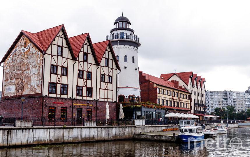 Петербург иКалининград создадут общую круизную компанию для развития туризма