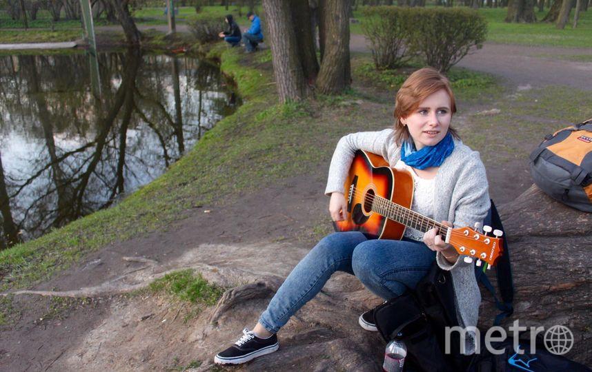 Анастасия Наводчикова.