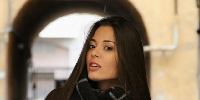 Анна Сазонова.