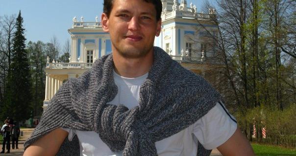 Алексей Гусаренко.