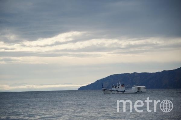 В Японском море пропало российское рыболовное судно с 21 человеком на борту. Фото РИА Новости
