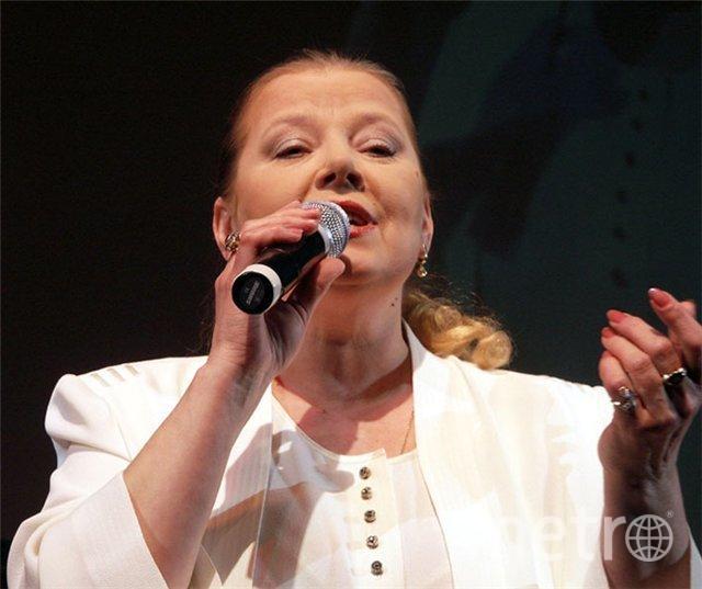 Людмила Сенчина.