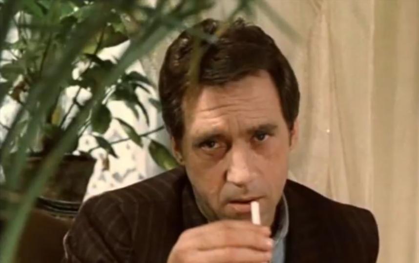 Владимир Высоцкий. Фото Скриншот Youtube