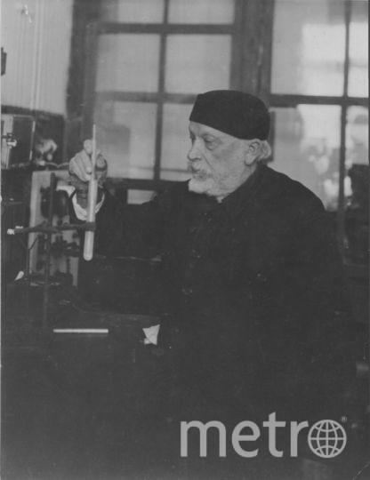 Академик Каблуков. Фото Предоставлено Библиотекой имени Н. И. Железнова