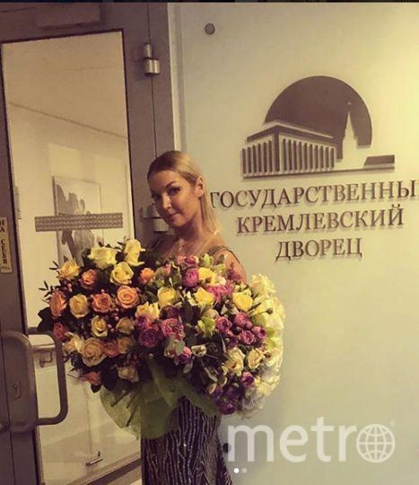 Анастасия Волочкова. Фото https://www.instagram.com/volochkova_art/