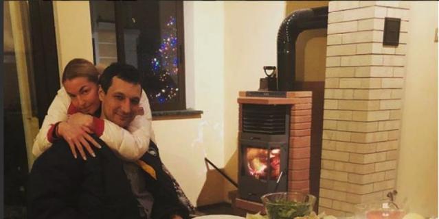 Это фото Волочкова показала 7 января.