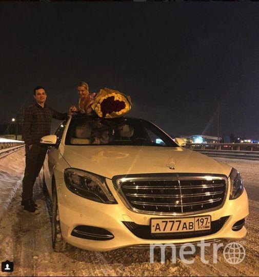 Михаил встречал Волочкову с Мальдив.
