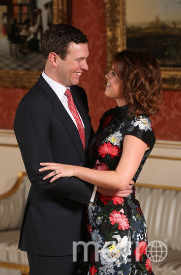 Принцесса Евгения и Джек Бруксбэнк. Фото Getty