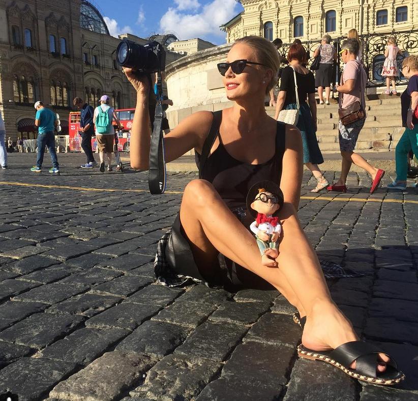 Елена Летучая, фотоархив.