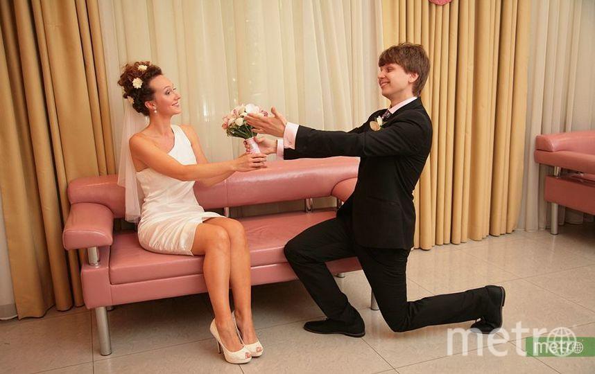 Россиян могут обязать проходить тест на совместимость перед свадьбой. Фото Василий Кузьмичёнок