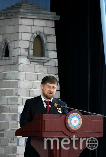 Глава Чечни Рамзан Кадыров. Фото Getty