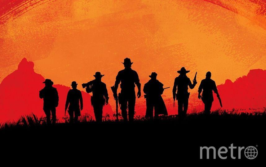 Red Dead Redemption 2. Фото предоставлено