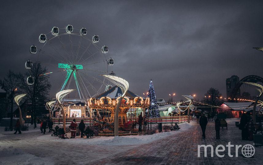Парк SKAZKA. Фото Пресс-служба парка.