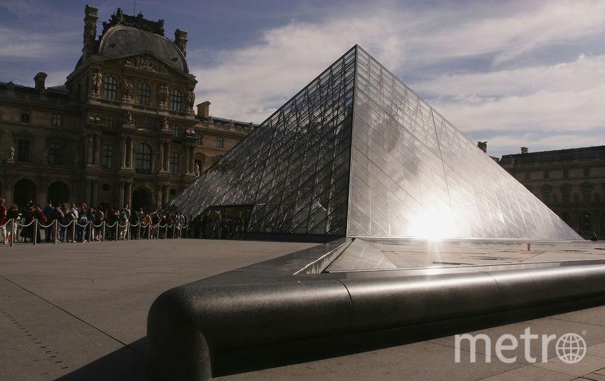 Лувр. Фото Getty