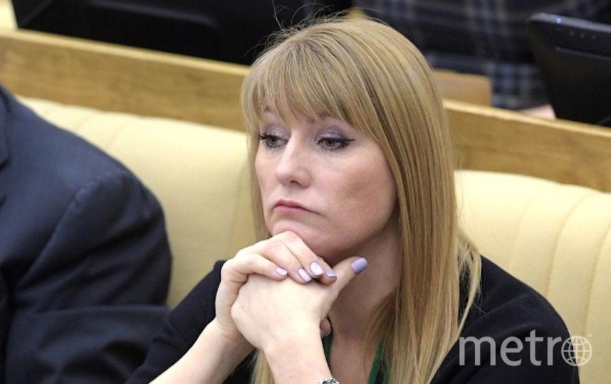 Светлана Журова. Фото РИА Новости